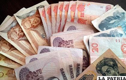 Billetes actuales que serán reemplazados /ANF