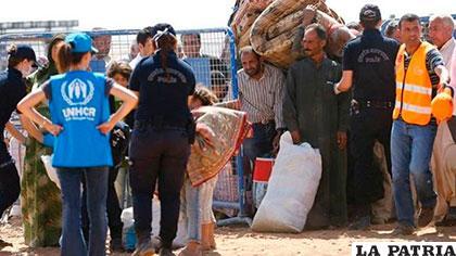No todos los refugiados encuentran seguridad en los países que los albergan /rosarioplus.com