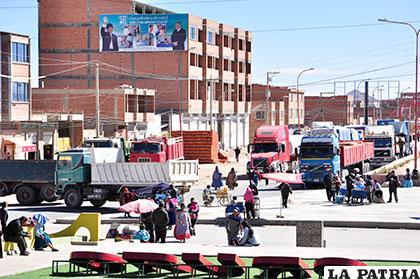 El sector espera que el diálogo con la Aduana pueda ser favorable para evitar inicio de bloqueos en la ciudad /Archivo