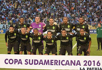 Atlético Nacional ahora va por la corona de la Sudamericana