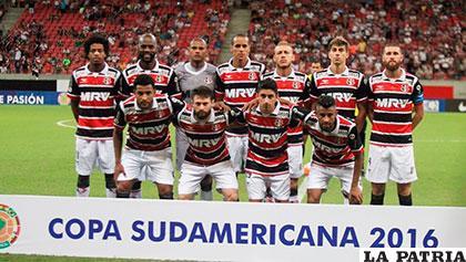 Santa Cruz pretende seguir sorprendiendo en la Sudamericana