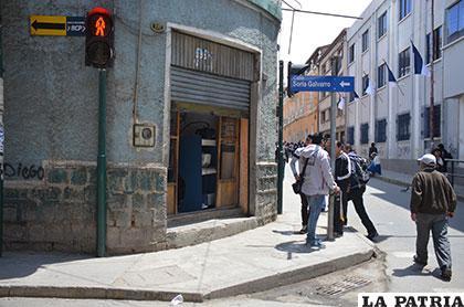 El sábado tres abogados fueron las víctimas al ser robados en sus oficinas