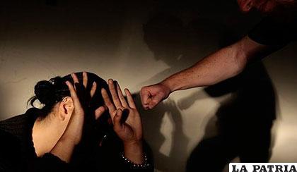 Cobarde agresión recibió una mujer a manos de su ex marido /lasfloresdigital.com.ar