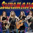 Integrantes del grupo femenino Surimana