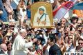 Celebración de la canonización de Teresa de Calcuta /impremedia.com