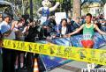 Atletas orureños listos para  competir en la 10-K de Cochabamba