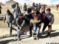 Minería: Un disparo en el pie