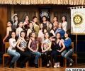 Candidatas a Miss 15 años