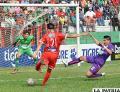 Guabirá se hace respetar en Montero con triunfo sobre Real Potosí: 3-0