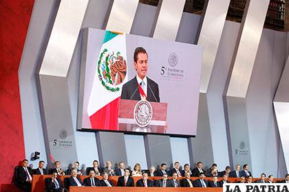 Pide Peña Nieto no ceder a modelo que ya fracasó