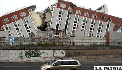 El terremoto dejó consecuencias terribles en México /trome.pe