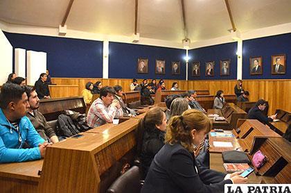 Autoridades nacionales e internacionales inauguran programa de doctorado