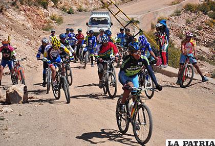 Se aguarda tener una buena cantidad de ciclistas