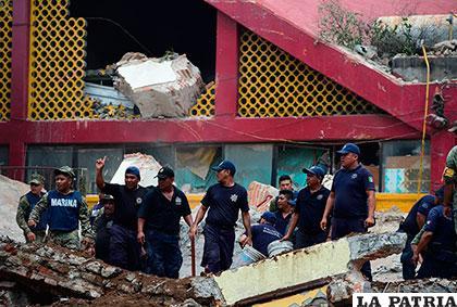 Cientos de familias quedaron sin un techo que los cobije