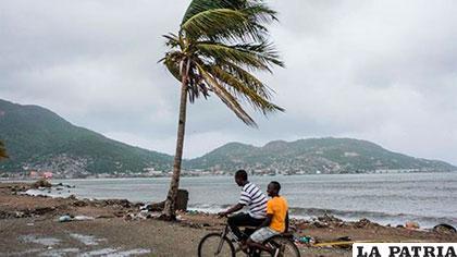 Huracán pasó por Haití sin provocar daños mayores