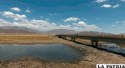 Preocupa falta de agua en comunidades de El Choro /Archivo