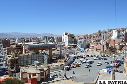 La plaza Argentina o