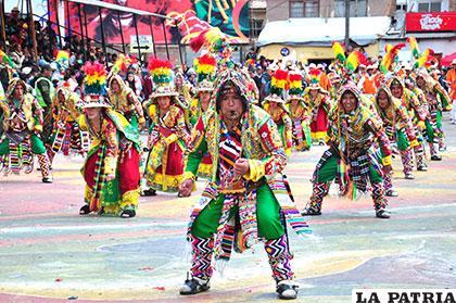 Carnaval de Oruro debe recuperar su orden