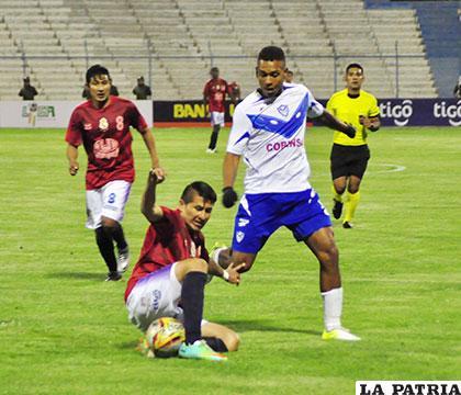 La última vez que jugaron en Oruro, venció San José 3-0 el 22/02/2017