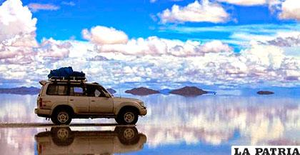 El Salar de Uyuni una maravilla natural /blogspot.com
