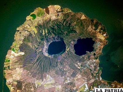 Chiltepe tiene una posibilidad real de erupción en los próximos 100 años
