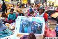 Protesta de mujeres de Achacachi continúa /APG
