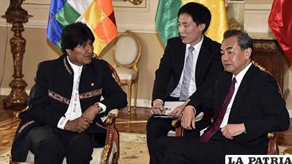La presencia de China en Bolivia se hizo más latente /Kaos en la red