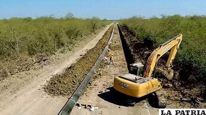 El gobierno argentino decidió no terminar el Gasoducto del Noreste /Clarín