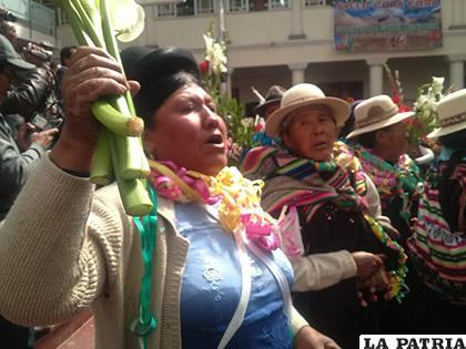 Fiesta por declaratoria de la Capital del Huayño Salineño /LA PATRIA