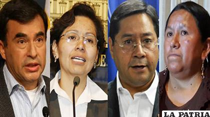 Cuatro exministros fueron convocados a declarar por un tribunal de Pando /ANF