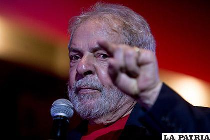 El expresidente Luiz Inácio Lula da Silva ya no es candidato a la presidencia /Z Digital