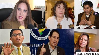 Las autoridades identificadas que conocían de la inocencia de Fernández /ANF
