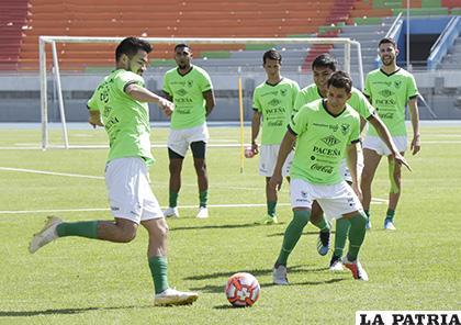 Rodrigo Ramallo está contemplado en el once titular de la Selección /APG