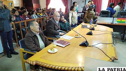 El alcalde no asistió por segunda ocasión a la sesión convocada por la Brigada Parlamentaria /LA PATRIA