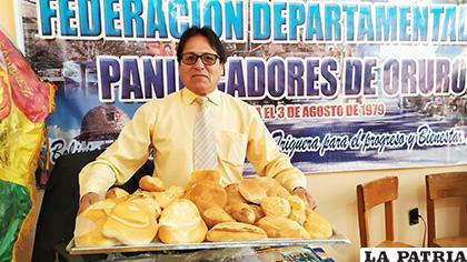 Entre algunos pedidos, los panificadores quieren que el precio del pan se nivele a 50 centavos /LA PATRIA