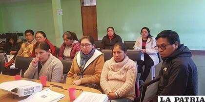 Profesionales en salud de la Red de Salud Azanaque /LA PATRIA