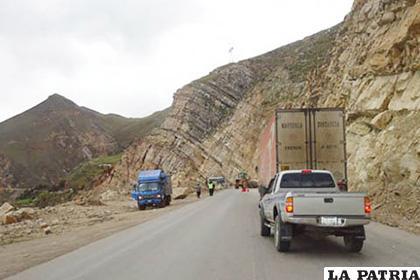 Los adolescentes intentaban llegar hasta Cochabamba /Diario El Día Bolivia