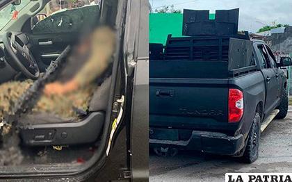 Según el activista, los policías estatales realizaron el montaje ayudados por elementos del Ejército /SUDCALIFORNIANO