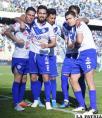 San José demostró que puede ganar de local y de visitante, no por nada no perdió en este torneo ante los equipos paceños /LA PATRIA /ARCHIVO