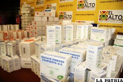 La falta de medicamentos fue uno de los problemas en el tiempo de pandemia /rcbolivia.com