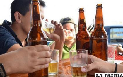 Apertura de locales para expendio de bebidas alcohólicas no están autorizadas  /elteleferico.com (foto referencial)