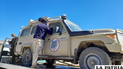 El 5 de julio, cuatro militares con un vehículo oficial fueron interceptados en un lenocinio /Archivo LA PATRIA
