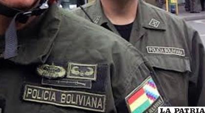 """Tres uniformados del """"verde olivo"""" fueron agredidos tras una intervención /Foto referencial"""
