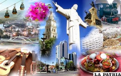 Cochabamba está de aniversario cívico /BOLIVIA EMPRENDE
