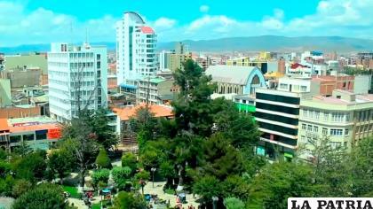 Se gestionan recursos del Farip para la continuidad de más de 70 proyectos para Oruro /Google