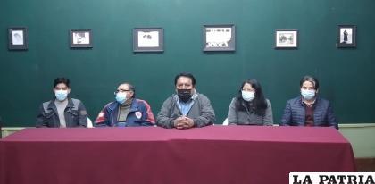 Inauguración de la exposición de Fernando Cayola y Jaqueline García /Karina Magne