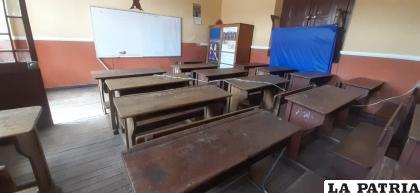 El abandono escolar en el segundo trimestre se actualizará en próximos días /LA PATRIA