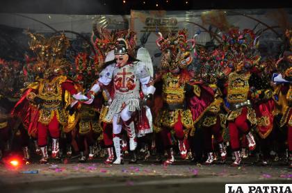 La Diablada solo le pertenece a Oruro /LA PATRIA