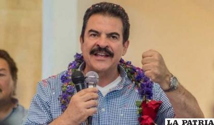 Alcalde de Cochabamba, Manfred Reyes Villa /Archivo Internet