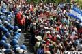 Continúan  las protestas contra el golpe de estado en Honduras